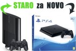 Staro za novo: Tvoj PlayStation 3 Super Slim za PlayStation 4 Slim 500GB + bon 30€ (PS4)