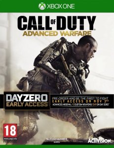 Call of Duty Advanced Warfare (Xbox One rabljeno)