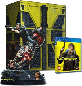 Cyberpunk 2077 Collectors Edition (PlayStation 4)