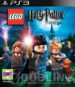 Lego Harry Potter Years 1-4 (PlayStation 3 rabljeno)