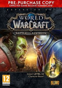 World of Warcraft Battle of Azeroth (PC)