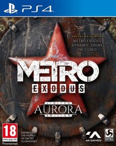 Metro Exodus Aurora Edition (PlayStation 4)