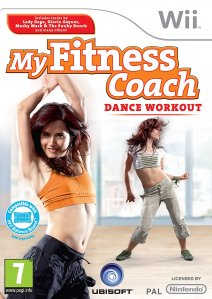 Rabljeno: My Fitness Coach Dance Workout (Nintendo Wii)