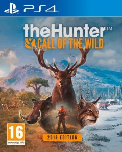 The Hunter: Call of the Wild 2019 (Playstation 4)