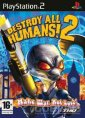 Rabljeno: Destroy All Humans 2 (PlayStation 2)