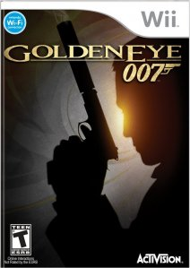 Rabljeno: Golden Eye 007 (Nintendo Wii)