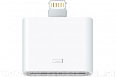 iPhone Lightning na 30 pinski adapter