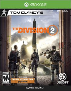 Tom Clancys The Division 2 (Xbox One rabljeno)