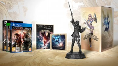 Soul Calibur VI Limited Silver Collector's Edition (Xbox One)