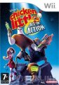 Disneys Chicken Little Ace in Action (Nintendo Wii rabljeno)