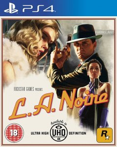 L.A. Noire Remastered (PlayStation 4)