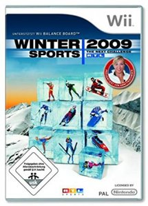 Rabljeno: RTL Winter Sports 2009 (Nintendo Wii)