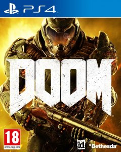 Doom + UAC Pack Edition (PlayStation 4)