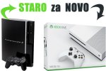 Staro za novo: Tvoj PlayStation 3 za Xbox One Slim 500GB + bon 30€