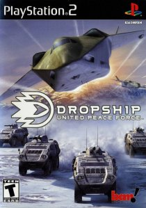 Dropship: United Peace Force (Playstation 2 Rabljeno)