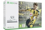 Xbox One Slim 500GB + FIFA 17 + 24 iger + Xbox Live Gold + bon 30€