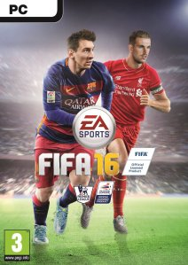 FIFA 16 (PC CD ključ)
