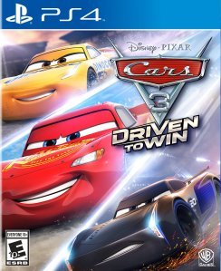 Cars 3 Driven to Win (Playstation 4)