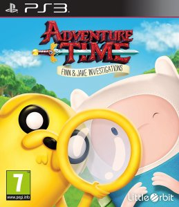 Rabljeno: Adventure Time: Finn & Jake Investigations (Playstation 3)