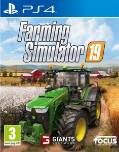 Farming Simulator 19 - FS 2019 (Playstation 4)