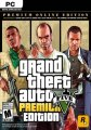 Grand Theft Auto V Premium Online Edition - GTA 5 (PC CD ključ)
