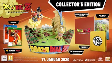 Dragon Ball Z Kakarot Collectors Edition + prednaročniški bonus (Xbox One)