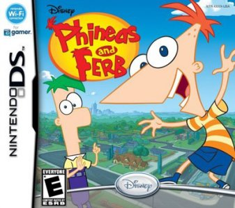 Rabljeno: Phineas and Ferb (Nintendo DS)
