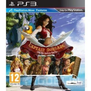Captain Morgane and the Golden Turtle (PlayStation 3 rabljeno)