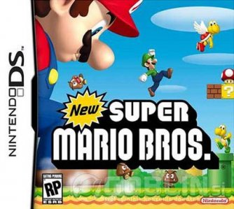 Rabljeno: New Super Mario Bros (Nintendo DS)