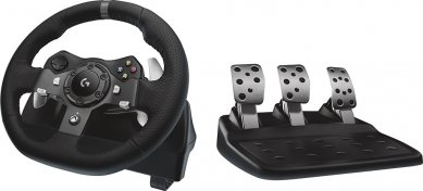 Logitech G920 Force Racing volan + stopalke (Xbox One | PC)