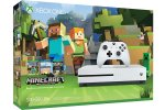 Xbox One Slim 500GB + Minecraft + Xbox Live Gold + bon 30€