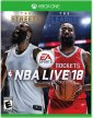 NBA Live 2018: The One Edition (Xbox One)