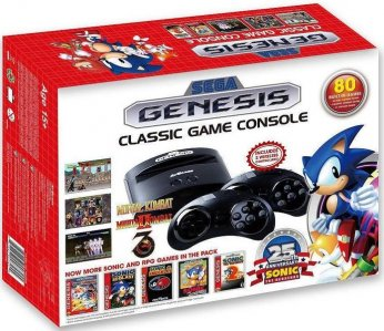 SEGA Mega Drive Classic Wireless HD