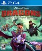 Dragons Dawn of the New Rider (PlayStation 4)
