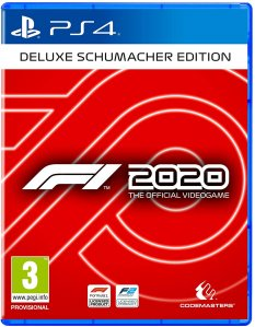 F1 2020 Deluxe Schumacher Edition Formula 1 (PlayStation 4 rabljeno)