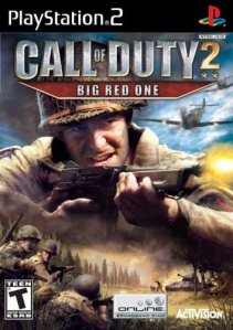 Rabljeno: Call of Duty 2 Big Red One (Playstation 2)