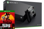 Xbox One X 1TB + Red Dead Redemption 2 + 225 iger + Xbox Live Gold + bon 50€