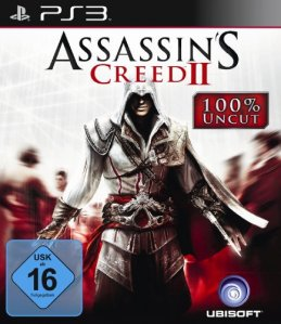 Assassins Creed 2 GOTY + Assassins Creed (Playstation 3 rabljeno)