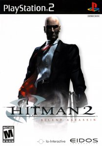 Rabljeno: Hitman 2 Sillent Assassin (Playstation 2)
