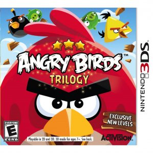 Rabljeno: Angry Birds Trilogy (3DS)