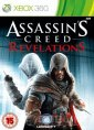 Rabljeno: Assassins Creed Revelations (Xbox 360)