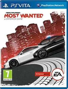 Rabljeno: Need For Speed Most Wanted (PS Vita)