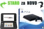 Staro za novo: Tvoj Nintendo 3DS XL za PlayStation 4 Slim 500GB + bon 30€ (PS4)
