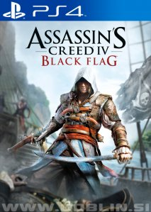 Assassins Creed 4: Black Flag (PlayStation 4 rabljeno)