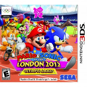 Rabljeno: Mario and Sonic At The London 2012 Olympic Games (3DS)