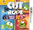 Cut The Rope (Nintendo 3DS Rabljeno)