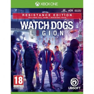 Watch Dogs Legion Resistance Day One Edition (Xbox One)