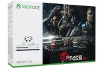 Xbox One Slim 500GB + Gears of War 4 + Xbox Live Gold + bon 30€