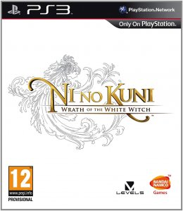 Rabljeno: Ni no Kuni Wrath of the White Witch (Playstation 3)