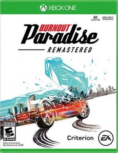 Burnout Paradise Remastered (Xbox One rabljeno)